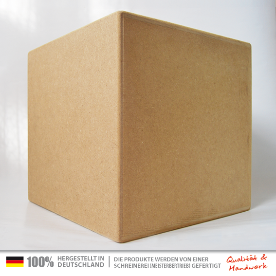 mdf w rfel 40 x 40 x 40 cm natur holzw rfel 40 er mdf holzw rfel 40 x 40 cm holzsockel aus mdf. Black Bedroom Furniture Sets. Home Design Ideas